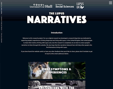 The Lupus Narratives